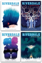 Riverdale Series 4 Books Collection Set by Micol Ostow Photo
