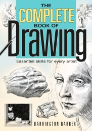 The Complete Book of Drawing: Essential Skills For Every Artist By Barrington Photo