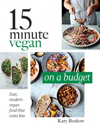 15 Minute Vegan On a Budget Photo