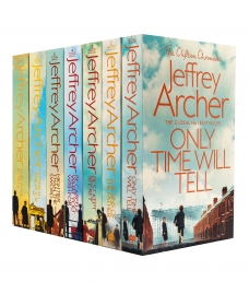 The Clifton Chronicles Series Jeffrey Archer Collection 7 Books Set (New Cover) Photo