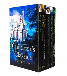 Childrens Classics Collection 6 Books Box Set - Ages 7-11 - Paperback Photo