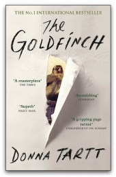 The Goldfinch by Donna Tartt Photo