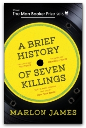 A Brief History of Seven Killings by Marlon James Photo