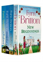 Fern Britton Collection 4 Books Set - The Postcard, The Holiday Home, New Beginnings, A Good Catch Photo