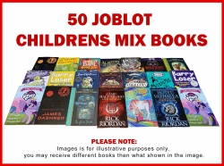 Joblot Wholesale of 50 New Childrens Books Collection Set Reading Educational Photo