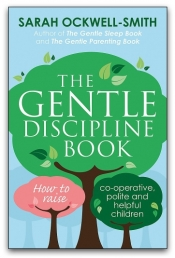 The Gentle Discipline Book by Sarah Ockwell Smith Photo