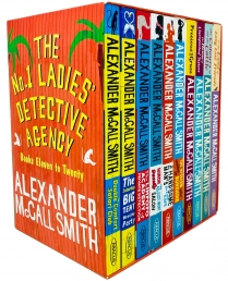 No. 1 Ladies Detective Agency Series 10 Books Collection Set by Alexander McCall Smith (Books 11 - 20) by Alexander McCall Smith