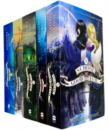 The School for Good and Evil Series 5 Books Collection Set by Soman Chainani Photo