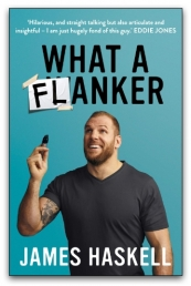What a Flanker by James Haskell Photo