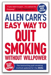 Allen Carr Easy Way to Quit Smoking Without Willpower Photo