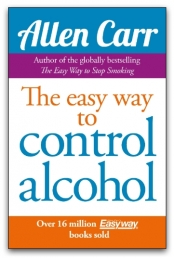 Allen Carr Easy Way to Control Alcohol Photo