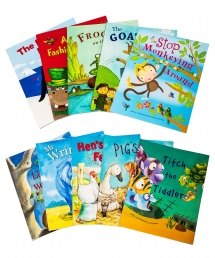 Childrens Bedtime Stories Collection Set 10 Picture Books Photo