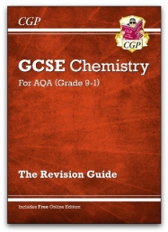 Grade 9-1 GCSE Chemistry: AQA Revision Guide with Online Edition - Higher Photo