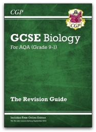 Grade 9-1 GCSE Biology: AQA Revision Guide with Online Edition - Higher Photo