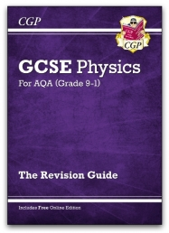 Grade 9-1 GCSE Physics: AQA Revision Guide with Online Edition - Higher Photo