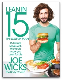 Lean in 15 - The Sustain Plan by Joe Wicks Photo