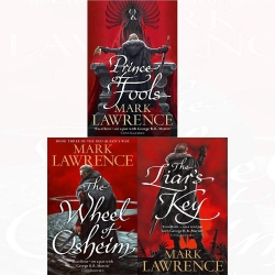 Mark Lawrence Red Queens War Collection 3 Books Set Photo