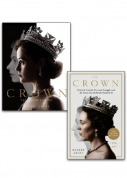 The Crown Series 2 Books Collection by Robert Lacey Now on Netflix Photo