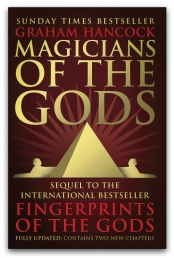 Magicians of the Gods by Graham Hancock Photo