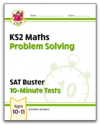 New KS2 Maths SAT Buster 10-Minute Tests - Problem Solving Photo