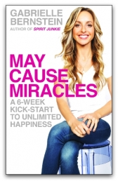 May Cause Miracles by Gabrielle Bernstein Photo