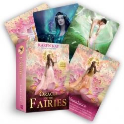 Oracle of the Fairies: A 44-Card Deck and Guidebook Photo
