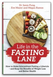 Life in the Fasting Lane by Dr Jason Fung