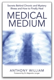 Medical Medium by Anthony William Photo