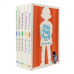 Milly Molly Mandy Stories Collection 5 Books Set By Joyce Lankester Brisley Photo