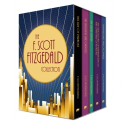 The F. Scott Fitzgerald Collection 5 Books Box Set Photo