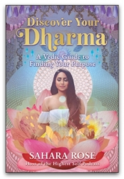 Discover Your Dharma by Sahara Rose Photo
