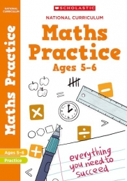 100 Practice Activities: Maths Practice Book for Year 1 (Age 5-6) Photo