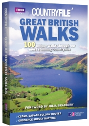 Great British Walks: Countryfile - 100 Unique Walks Through Our Most Stunning Countryside Photo