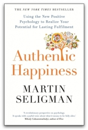 Authentic Happiness by Martin Seligman Photo