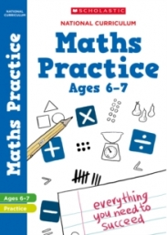 100 Practice Activities: Maths Practice Book for Year 2 (Age 6-7) by Scholastic