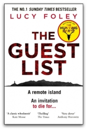 The Guest List by Lucy Foley Photo