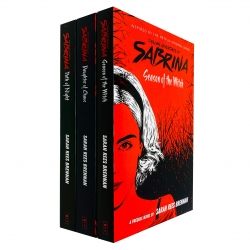 The Chilling Adventures of Sabrina Series 3 Books Collection Set by Sarah Brennan Photo