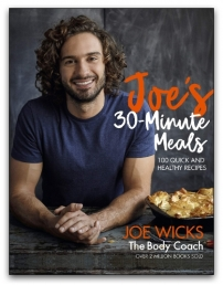 Joe Wicks 30 Minute Meals - 100 Quick and Healthy Recipes Photo
