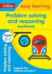 Collins Easy Learning KS1 - Problem Solving and Reasoning Workbook Ages 5-7 Photo