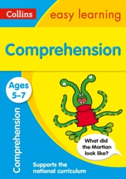 Collins Easy Learning KS1 - Comprehension Ages 5-7 : KS1 English Home Learning Photo