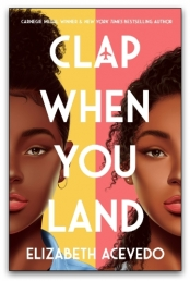 Clap When You Land by Elizabeth Acevedo Photo