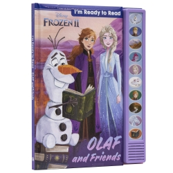 Disney Frozen 2 - I am Ready to Read with Olaf and Friends Photo