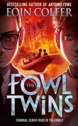 The Fowl Twins by Eoin Colfer Photo