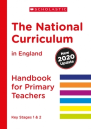 The National Curriculum in England (2020 Update) by Scholastic Photo