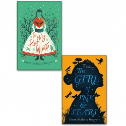 Kiran Millwood Hargrave Collection 2 Books Set (The Girl of Ink & Stars, The Way Past Winter) Photo