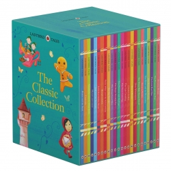 Ladybird Tales My Once Upon a Time Library Children Classics Collection 24 Books Box Gift Set Pack Stories Early Reader - Age 3 to 5 by Ladybird