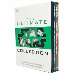 The Ultimate Star Wars Collection 3 Books Set Photo