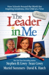 The Leader in Me by Stephen R. Covey Photo