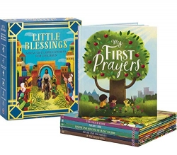 Little Blessings 6 Beautiful Bible Stories for Children Books Collection Set by Brian Wildsmith