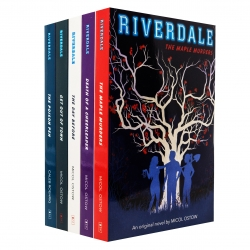 Riverdale Series 5 Books Collection Set by Micol Ostow Photo